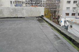 Hidroizolație terasa vil b-dul Titulescu București