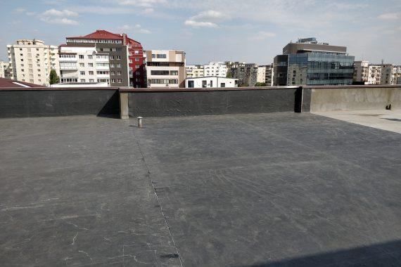 hidroizolatie la terasa delea veche