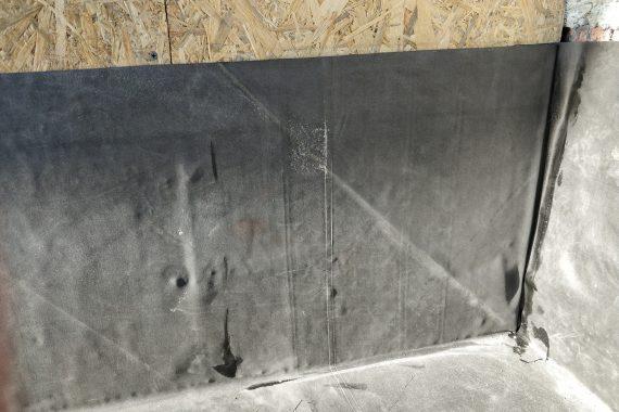Hidroizolarea unei terase In Colentina
