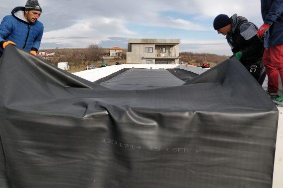 Hidroizolare acoperis in Oradea