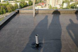 Hidroizolatie Terasa balcon Strada Agarbiceanu, Bucuresti